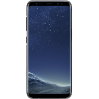 Samsung Galaxy S8 clear cover tok