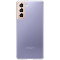 Samsung Galaxy S21 clear cover tok