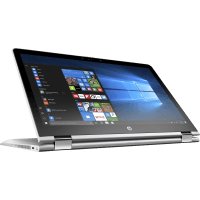 HP Pavilion X360 (2) Notebook + Huawei E3372H stick