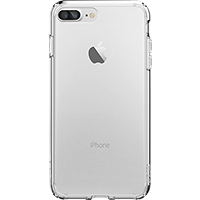 Spigen UH iPhone 8 Plus/7 Plus clear tok