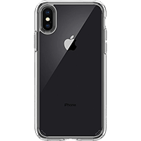 Spigen UH iPhone X Crystal Clear tok