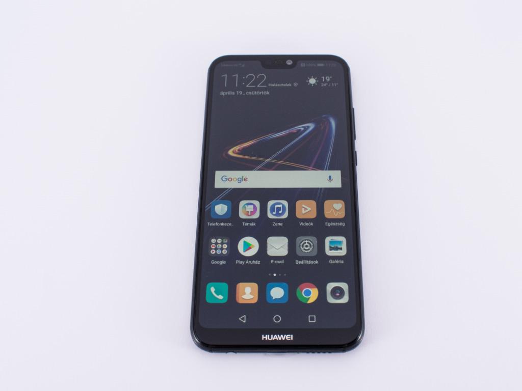 fc7624126bc4 Készülékbeállítás - Huawei P20 Lite