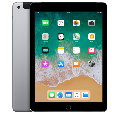 iPad 2018 Space Grey