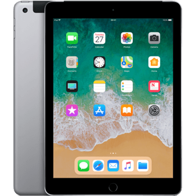 iPad 2017 Space Grey