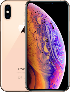 iPhone Xs Grey