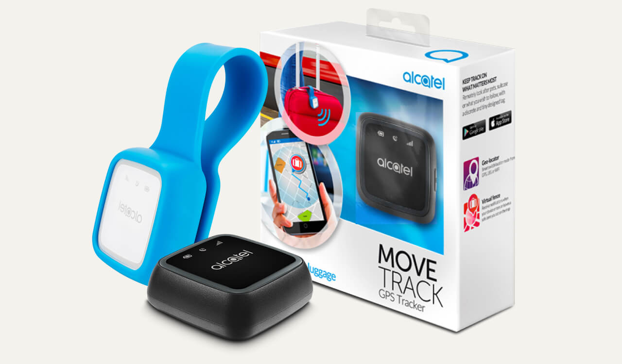 Alcatel Movetrack GPS