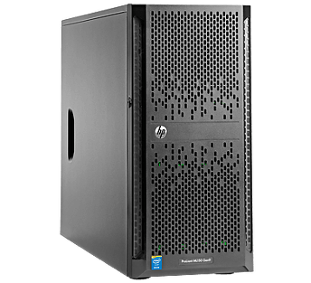 HP Conf1 HP ML150 Gen9 5U LFF Tower Server