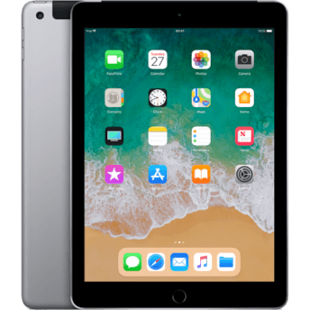 Apple iPad 9.7 128GB (2018) – űrszürke
